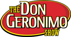 Don Geronimo show logo